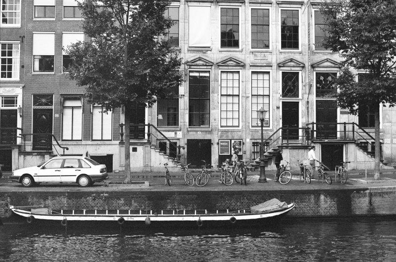 Amsterdam, Netherlands, August 2012